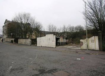 Thumbnail Land for sale in Station Street, Treorchy, Rhondda