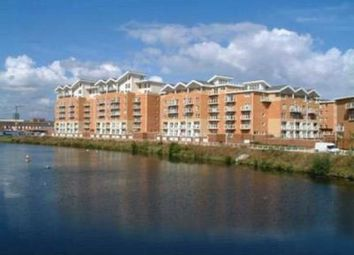 Thumbnail 2 bedroom flat for sale in Lynton Court, Chandlery Way, Cardiff