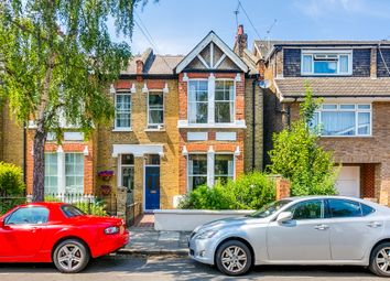 Thumbnail 3 bed semi-detached house for sale in Fletcher Road, London