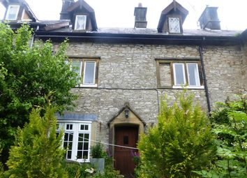 Thumbnail 4 bed terraced house to rent in Cressbrook, Buxton