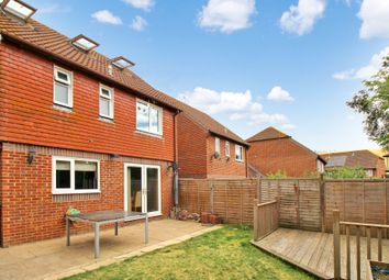 Thumbnail 4 bedroom link-detached house for sale in Spring Meadows, Great Shefford, Hungerford