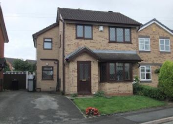 Thumbnail 4 bed detached house for sale in Town Gate Drive, Flixton, Manchester