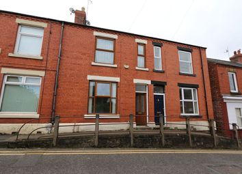 Thumbnail 3 bed terraced house for sale in Castle Street, Caergwrle, Wrexham, Flintshire