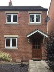 Thumbnail 3 bed semi-detached house to rent in London Road, Kegworth, Derby