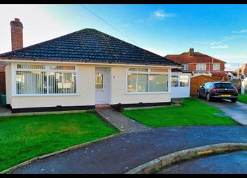 Thumbnail 2 bed detached bungalow for sale in York Close, Southampton