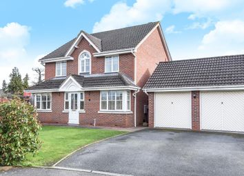Thumbnail 5 bed detached house for sale in Aylestone Hill Area, Hereford