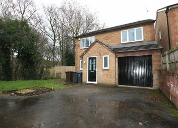 Thumbnail 4 bed detached house to rent in Bluebell Close, Biddulph, Stoke-On-Trent