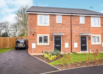 Thumbnail 3 bed semi-detached house for sale in Pinewood Road, Winsford