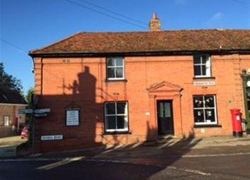 Thumbnail 2 bedroom flat to rent in School Road, Coddenham, Ipswich