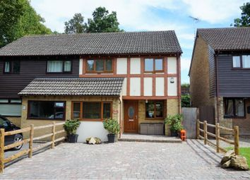 Thumbnail 3 bed semi-detached house for sale in The Beams, Maidstone