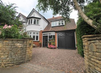 Thumbnail 4 bed semi-detached house for sale in Howard Road, Kings Heath, Birmingham
