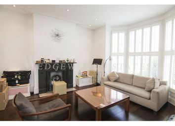 Thumbnail 5 bed terraced house to rent in Rowan Road, Hammersmith, London
