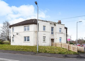 Thumbnail 3 bedroom flat for sale in Green Road, Paisley