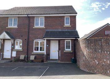 Thumbnail 3 bed end terrace house to rent in Dyffryn Y Coed, Church Village, Pontypridd