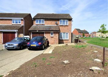Thumbnail 4 bed detached house for sale in Shetland Road, Haverhill