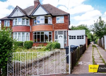 Thumbnail 3 bed semi-detached house to rent in Romilly Avenue, Handsworth Wood, Birmingham