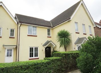 Thumbnail 2 bed terraced house for sale in Spindler Close, Kesgrave, Ipswich