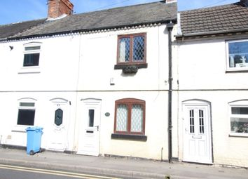 Thumbnail 2 bed terraced house for sale in Park Street, Worksop
