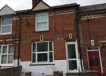 Thumbnail 3 bed terraced house to rent in Mill Road, Haverhill
