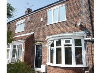 Thumbnail 2 bed terraced house for sale in Lomond Road, Hull
