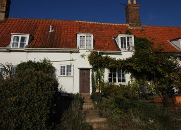 Thumbnail 2 bed terraced house to rent in Low Road, Marlesford, Woodbridge