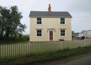 Thumbnail 3 bed detached house to rent in Brook Road, Tillingham, Southminster