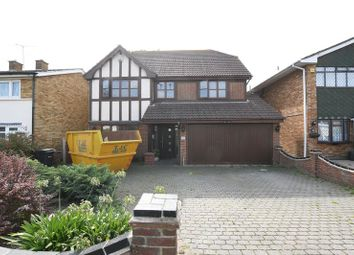 Thumbnail 4 bed detached house for sale in Ambleside Gardens, Hullbridge, Hockley