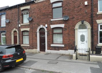 Thumbnail 2 bed terraced house to rent in Queen Street, Royton, Oldham