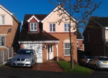 Thumbnail 3 bed detached house to rent in Meadow Gardens, Heanor