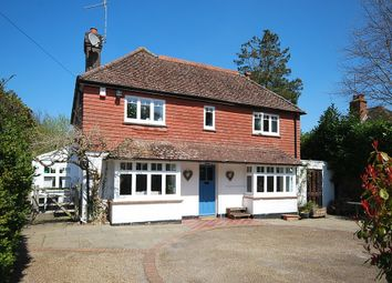 Thumbnail 4 bed detached house for sale in Vicarage Road, Lingfield