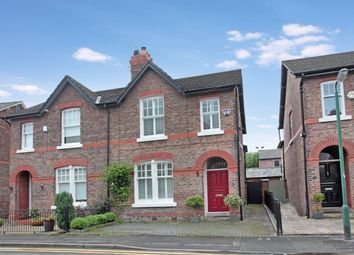Thumbnail 3 bed semi-detached house to rent in Clifton Street, Alderley Edge