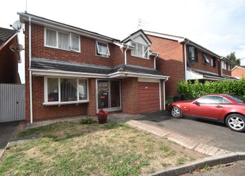 Thumbnail 3 bed detached house for sale in Vernon Grove, Droitwich Spa, Worcestershire