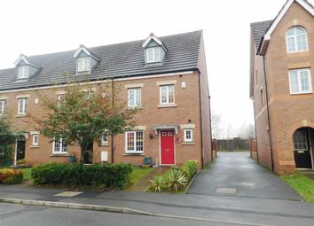 Thumbnail 4 bed town house for sale in Kennett Drive, Bredbury, Stockport