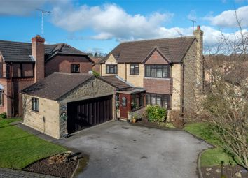 Thumbnail 4 bed detached house for sale in Wike Ridge Grove, Leeds, West Yorkshire
