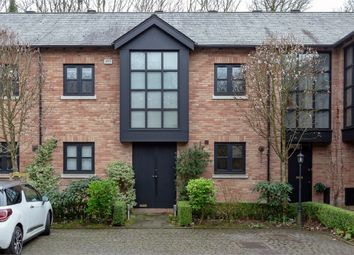 Thumbnail 3 bed town house for sale in Chelwood Mews, Chorley New Road, Lostock, Bolton