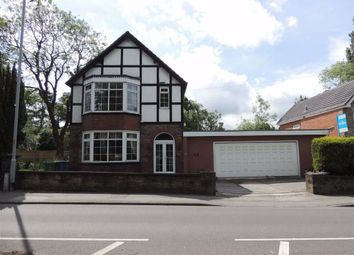 Thumbnail 4 bedroom detached house for sale in Torkington Road, Hazel Grove, Stockport