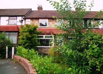 Thumbnail 3 bedroom terraced house for sale in Darliston Avenue, Higher Blackley, Middleton