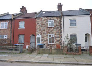 Thumbnail 4 bedroom terraced house to rent in Gresham Road, Harlesden, London