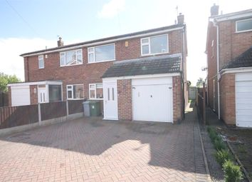 Thumbnail 3 bed semi-detached house for sale in Orchard Way, Balderton, Newark, Nottinghamshire.