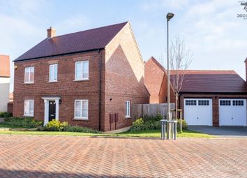 Horley Drive, Banbury OX16. 4 bed detached house for sale