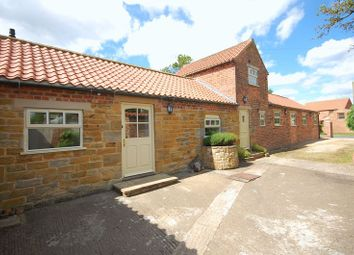 Thumbnail 4 bed detached house for sale in Brompton Lane, Brompton, Northallerton
