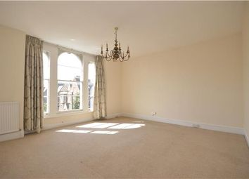 Thumbnail 3 bed flat to rent in Top Floor Flat, Pembroke Road, Clifton, Bristol