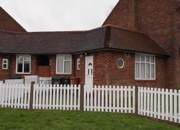 Thumbnail 1 bed detached bungalow to rent in Hayling Road, Watford