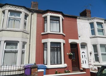 Thumbnail 3 bed terraced house for sale in September Road, Liverpool
