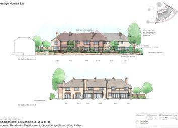 Thumbnail 2 bed terraced house for sale in Upper Bridge Street, Wye, Ashford