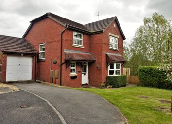 Thumbnail 4 bed detached house for sale in Langdale Road, Crewe