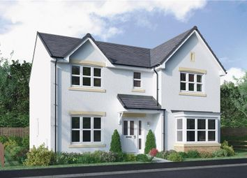 "Thumbnail 4 bed detached house for sale in ""Pringle"" at Dedridge East Industrial Estate, Abbotsford Rise, Livingston"