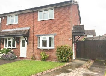 Thumbnail 2 bed semi-detached house to rent in Tiffany Lane, Pendeford, Wolverhampton