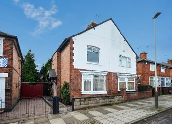 Thumbnail 3 bed semi-detached house for sale in St. Andrews Road, Aylestone, Leicester