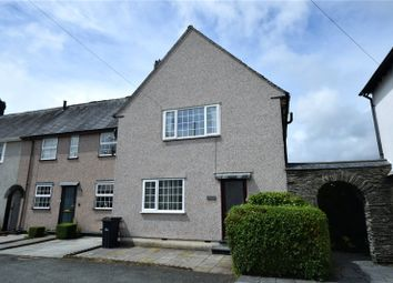 Thumbnail 2 bed end terrace house for sale in Garden Village, Machynlleth, Powys